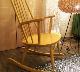 Rocking chair ERCOL.